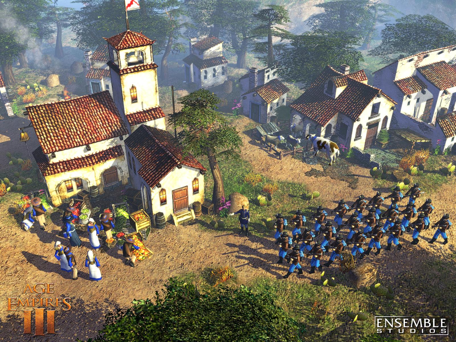 Эпоха Империи 3 Прохождение