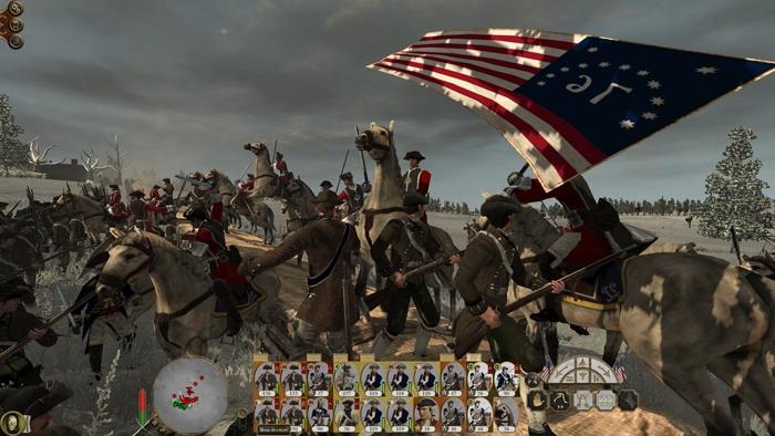 скачать мод red war для mount and blade warband