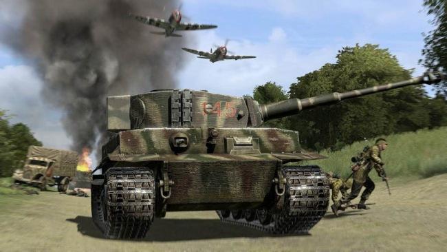 Игре Про Вторую Мировую Войну