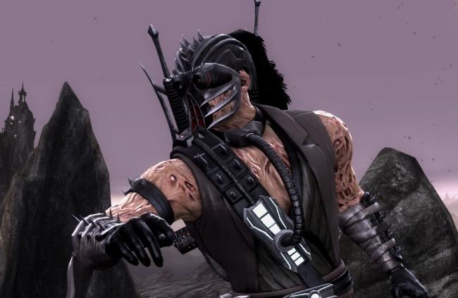 Игра Mortal Kombat 9