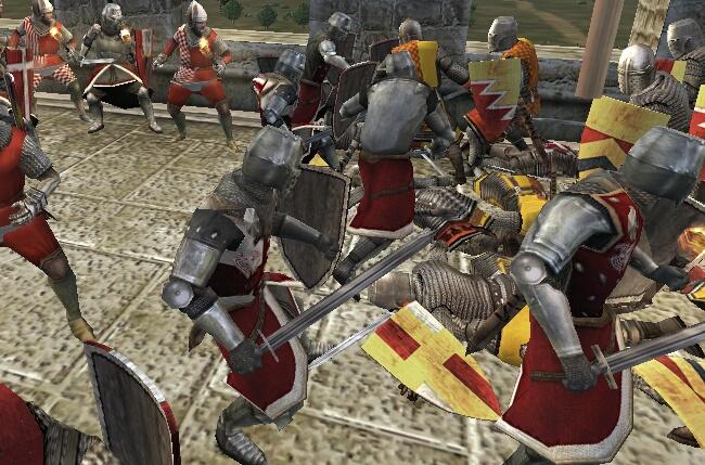 Medieval 2 Total War моды Фэнтези