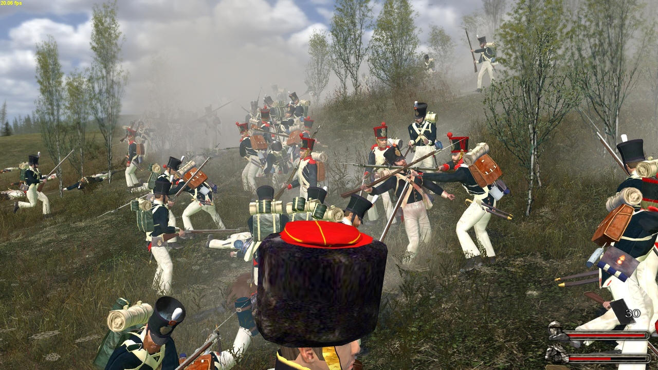 Скачать мод 1812 1815