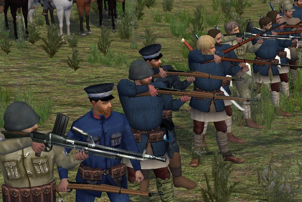 Моды к mount and blade warband скачать