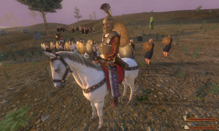скачать мод a clash of kings на mount and blade warband