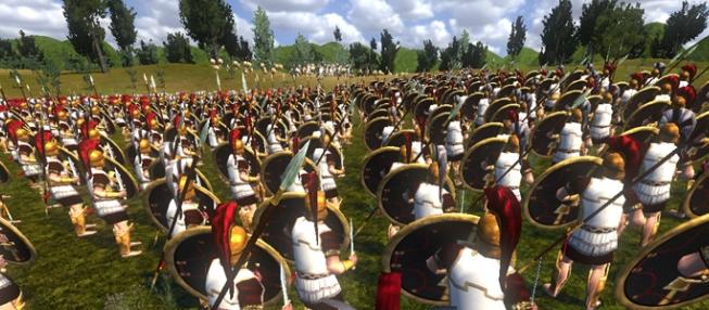 Скачать мод пелопонесская война на игру mount and blade warband