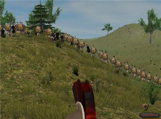 скачать мод на Mount And Blade история героя спарта - фото 4