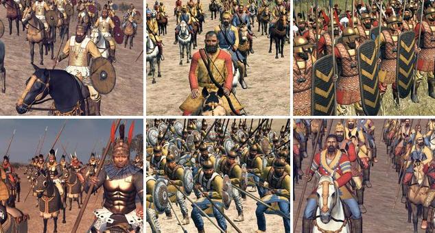 Скачать патчи Total War Rome 2