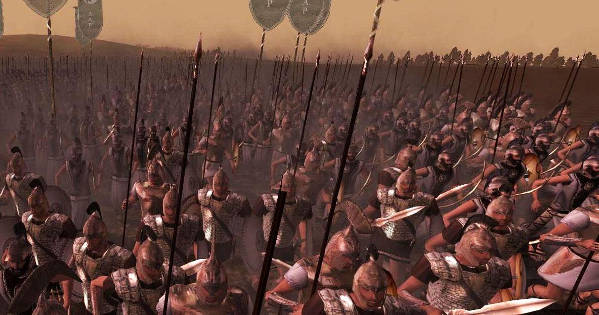 Rome total war чудеса света
