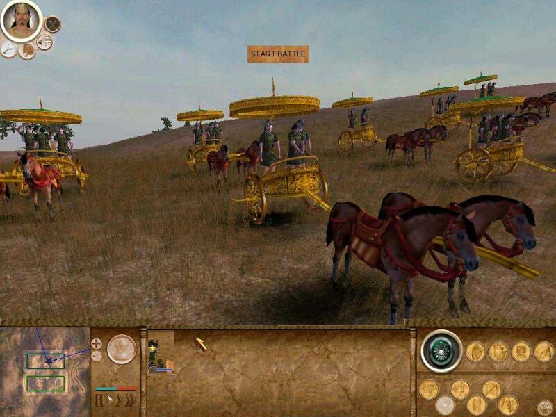 Скриншоты к модам для rome total war