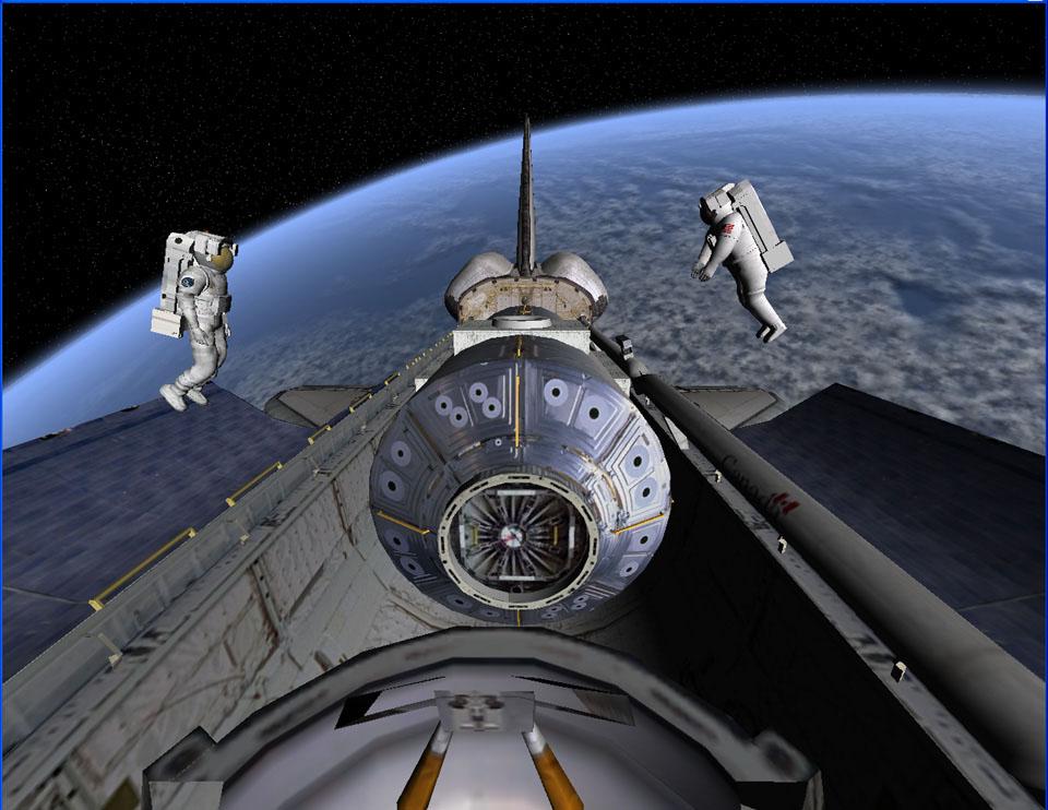 Orbiter скачать торрент русская версия - фото 8